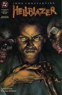 Cover Thumbnail for Hellblazer (DC, 1988 series) #53