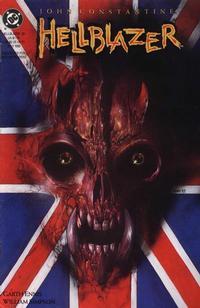 Cover Thumbnail for Hellblazer (DC, 1988 series) #55