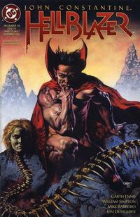 Cover Thumbnail for Hellblazer (DC, 1988 series) #59
