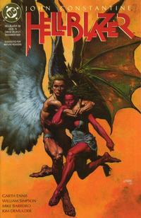 Cover Thumbnail for Hellblazer (DC, 1988 series) #60