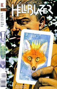 Cover Thumbnail for Hellblazer (DC, 1988 series) #97