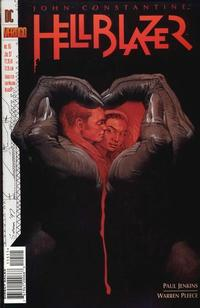 Cover Thumbnail for Hellblazer (DC, 1988 series) #115