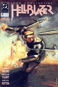 Cover Thumbnail for Hellblazer Annual (DC, 1989 series) #1