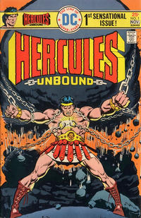 Cover Thumbnail for Hercules Unbound (DC, 1975 series) #1