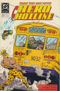 Cover Thumbnail for Hero Hotline (DC, 1989 series) #2