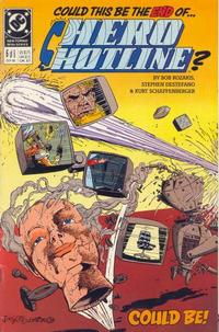 Cover Thumbnail for Hero Hotline (DC, 1989 series) #6