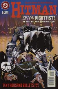 Cover Thumbnail for Hitman (DC, 1996 series) #5