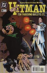Cover Thumbnail for Hitman (DC, 1996 series) #6