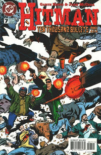 Cover Thumbnail for Hitman (DC, 1996 series) #7