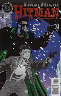 Cover Thumbnail for Hitman (DC, 1996 series) #8