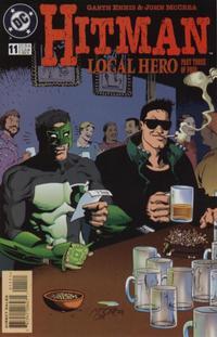 Cover Thumbnail for Hitman (DC, 1996 series) #11