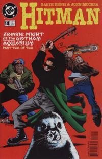 Cover Thumbnail for Hitman (DC, 1996 series) #14