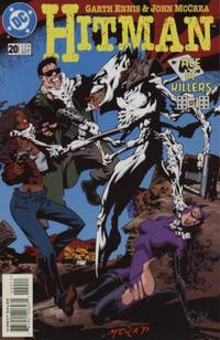 Cover Thumbnail for Hitman (DC, 1996 series) #20