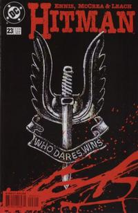 Cover Thumbnail for Hitman (DC, 1996 series) #23