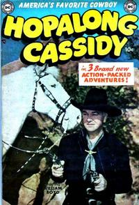 Cover Thumbnail for Hopalong Cassidy (DC, 1954 series) #86