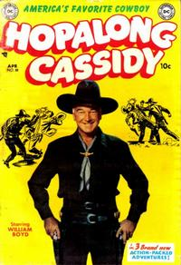 Cover for Hopalong Cassidy (DC, 1954 series) #88