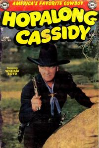 Cover Thumbnail for Hopalong Cassidy (DC, 1954 series) #90
