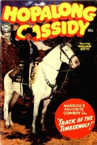 Cover Thumbnail for Hopalong Cassidy (DC, 1954 series) #91