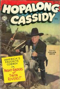 Cover Thumbnail for Hopalong Cassidy (DC, 1954 series) #95