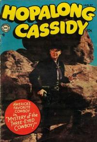 Cover Thumbnail for Hopalong Cassidy (DC, 1954 series) #97