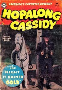 Cover Thumbnail for Hopalong Cassidy (DC, 1954 series) #98