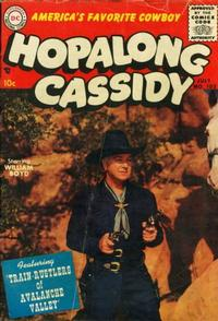 Cover Thumbnail for Hopalong Cassidy (DC, 1954 series) #103