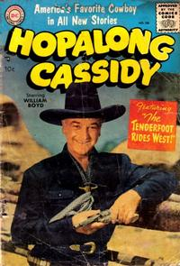 Cover Thumbnail for Hopalong Cassidy (DC, 1954 series) #106