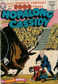 Cover Thumbnail for Hopalong Cassidy (DC, 1954 series) #116