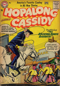 Cover Thumbnail for Hopalong Cassidy (DC, 1954 series) #122