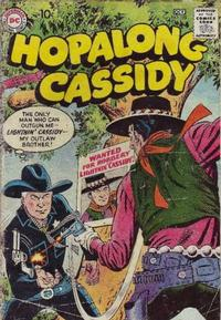 Cover Thumbnail for Hopalong Cassidy (DC, 1954 series) #125