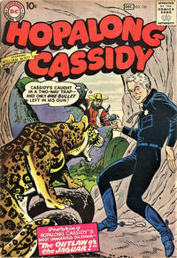 Cover for Hopalong Cassidy (DC, 1954 series) #126