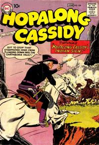 Cover for Hopalong Cassidy (DC, 1954 series) #129