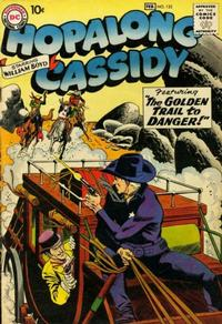 Cover Thumbnail for Hopalong Cassidy (DC, 1954 series) #133