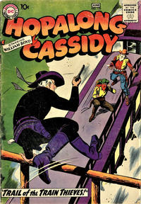 Cover Thumbnail for Hopalong Cassidy (DC, 1954 series) #135