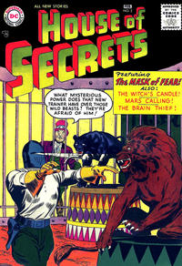 Cover Thumbnail for House of Secrets (DC, 1956 series) #2