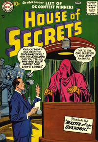 Cover Thumbnail for House of Secrets (DC, 1956 series) #4