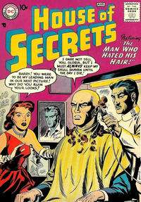Cover Thumbnail for House of Secrets (DC, 1956 series) #5