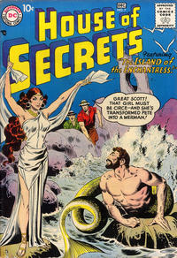 Cover Thumbnail for House of Secrets (DC, 1956 series) #7