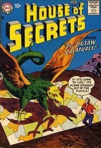 Cover Thumbnail for House of Secrets (DC, 1956 series) #9