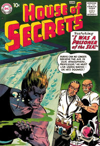 Cover Thumbnail for House of Secrets (DC, 1956 series) #10