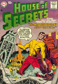 Cover Thumbnail for House of Secrets (DC, 1956 series) #11