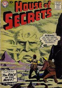 Cover Thumbnail for House of Secrets (DC, 1956 series) #13