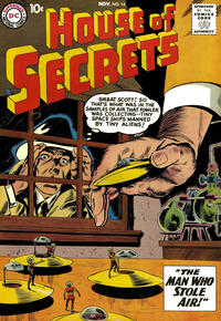 Cover Thumbnail for House of Secrets (DC, 1956 series) #14