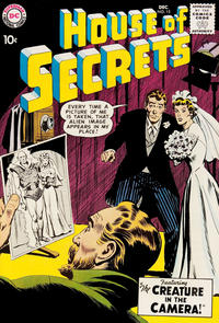 Cover Thumbnail for House of Secrets (DC, 1956 series) #15