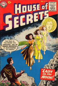 Cover Thumbnail for House of Secrets (DC, 1956 series) #17