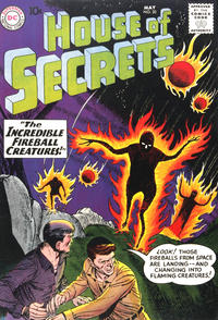 Cover Thumbnail for House of Secrets (DC, 1956 series) #20