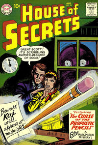 Cover Thumbnail for House of Secrets (DC, 1956 series) #23