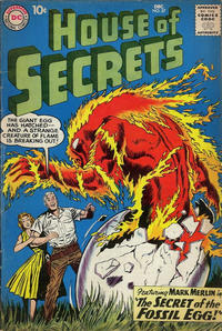 Cover Thumbnail for House of Secrets (DC, 1956 series) #27