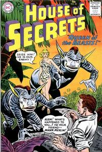 Cover Thumbnail for House of Secrets (DC, 1956 series) #29