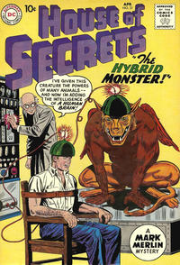 Cover Thumbnail for House of Secrets (DC, 1956 series) #31